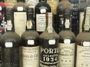 波特酒(Porto en Lisboa)