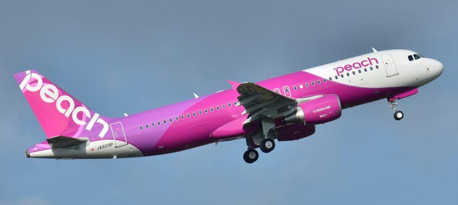 樂桃航空 2018 年夏季航班開始販售