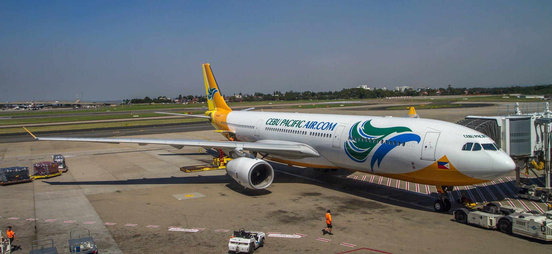 宿霧太平洋航空 3 月菲律賓馬尼拉機票 828 元