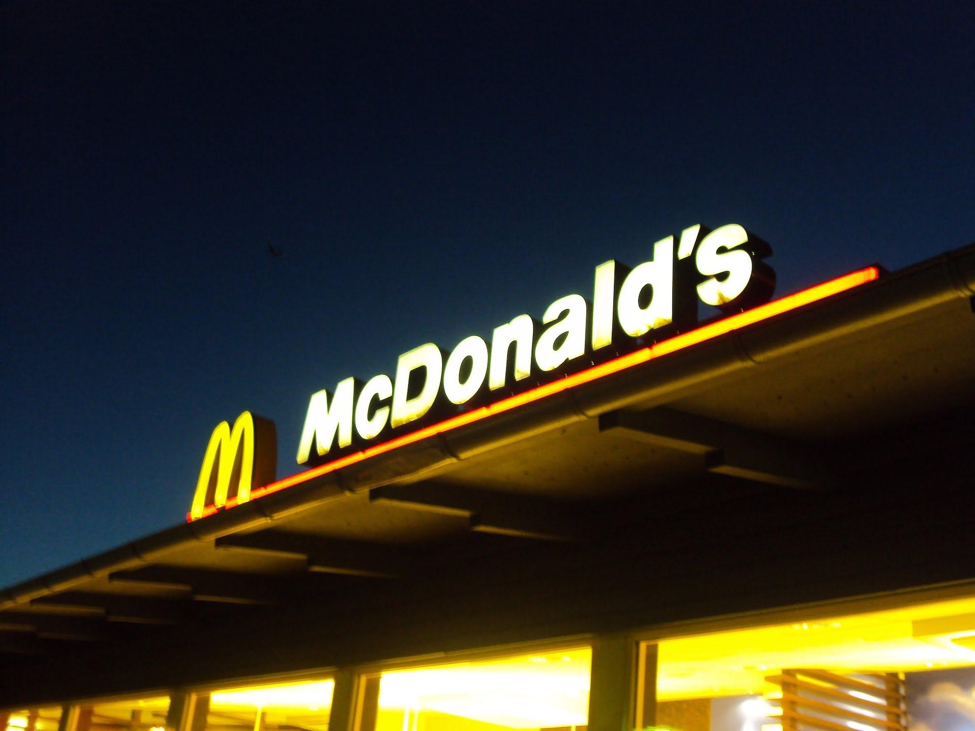 麥當勞 McDonald