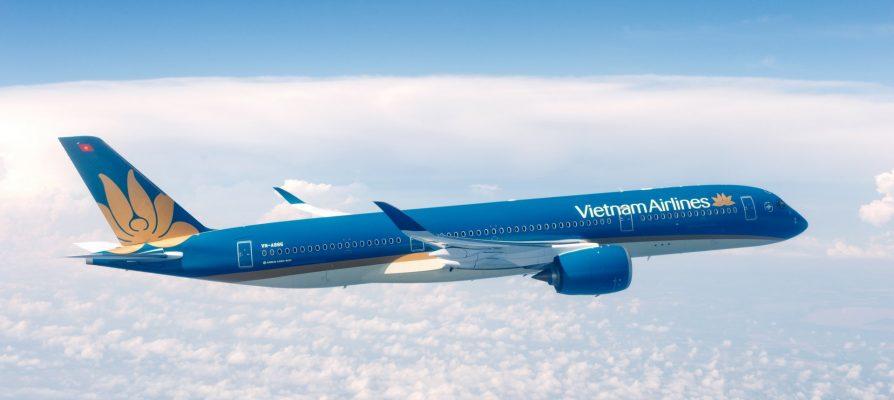 越南航空:台北/高雄飛胡志明/河內航線,優惠代碼享15%折扣促銷