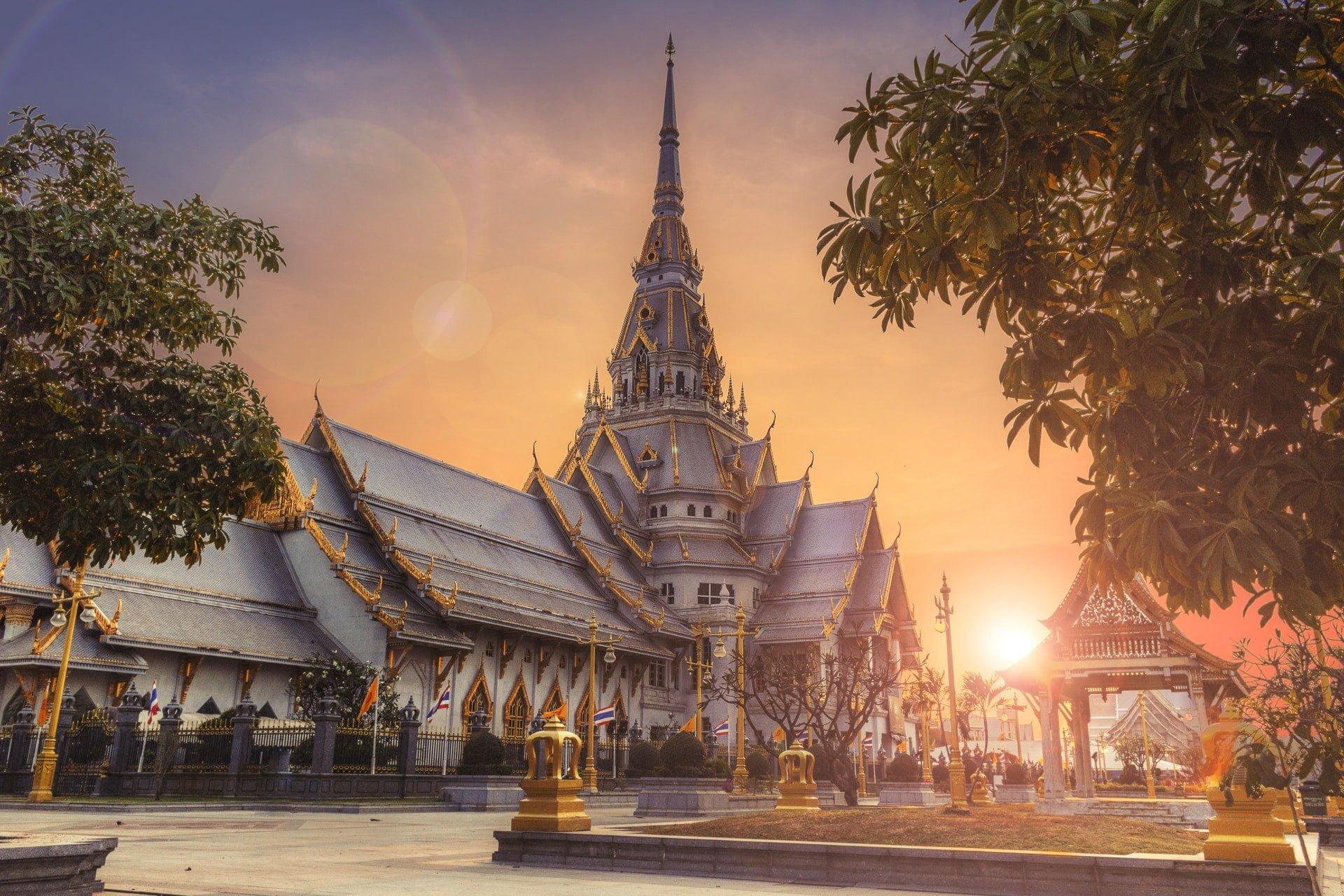 泰國旅遊一定要玩到的25種景點、美食與活動 Ten Choice 1