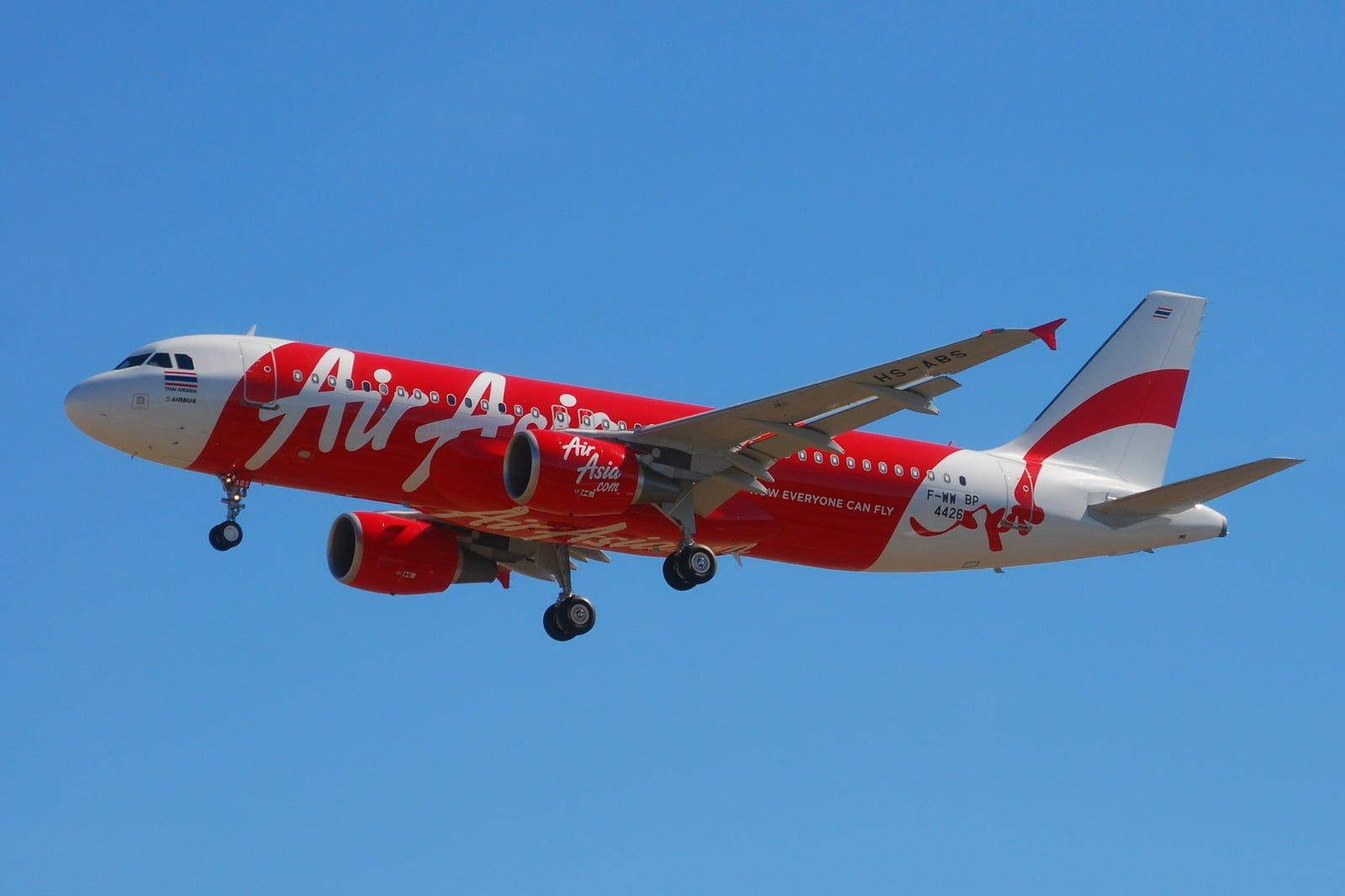 AirAsia 亞洲航空 7 月快閃促銷 72 小時優惠 788 元